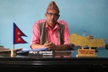 अध्यक्ष श्री बिदुर हुमागाई