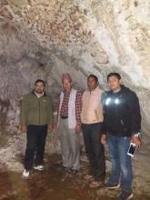 मकवानपुरगढी गाउँपालिका वडा नं ८ बुढिचौर स्थित ऋषेश्वर गुफा